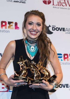 Lauren Daigle - 47th Aannual GMA Dove Awards in Nashville