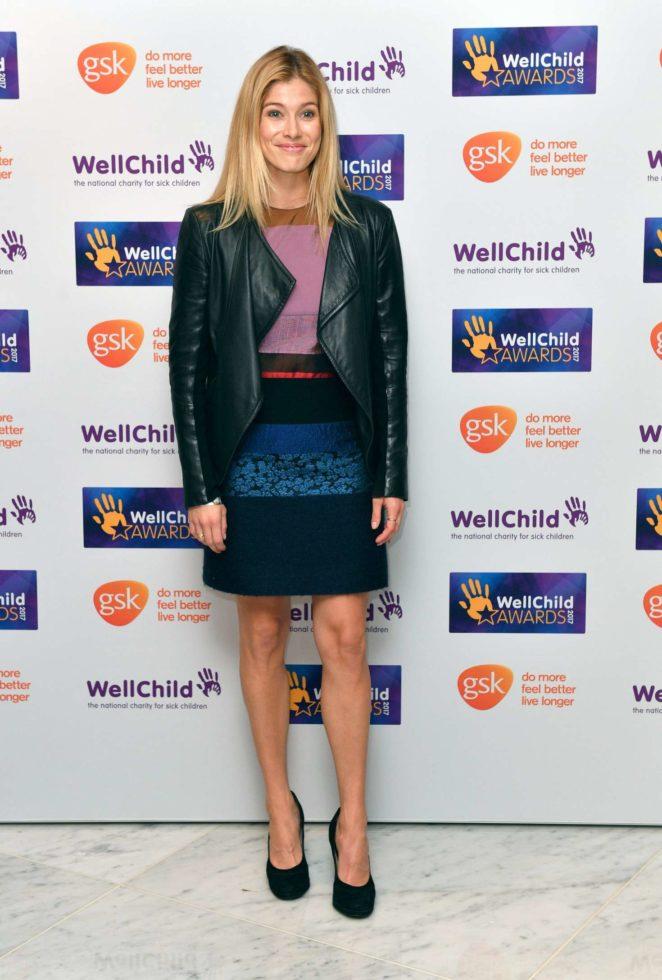 Lauren Drummond - WellChild Awards 2017 in London
