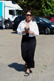 Lauren Goodger - Shopping at Chigwell in Essex
