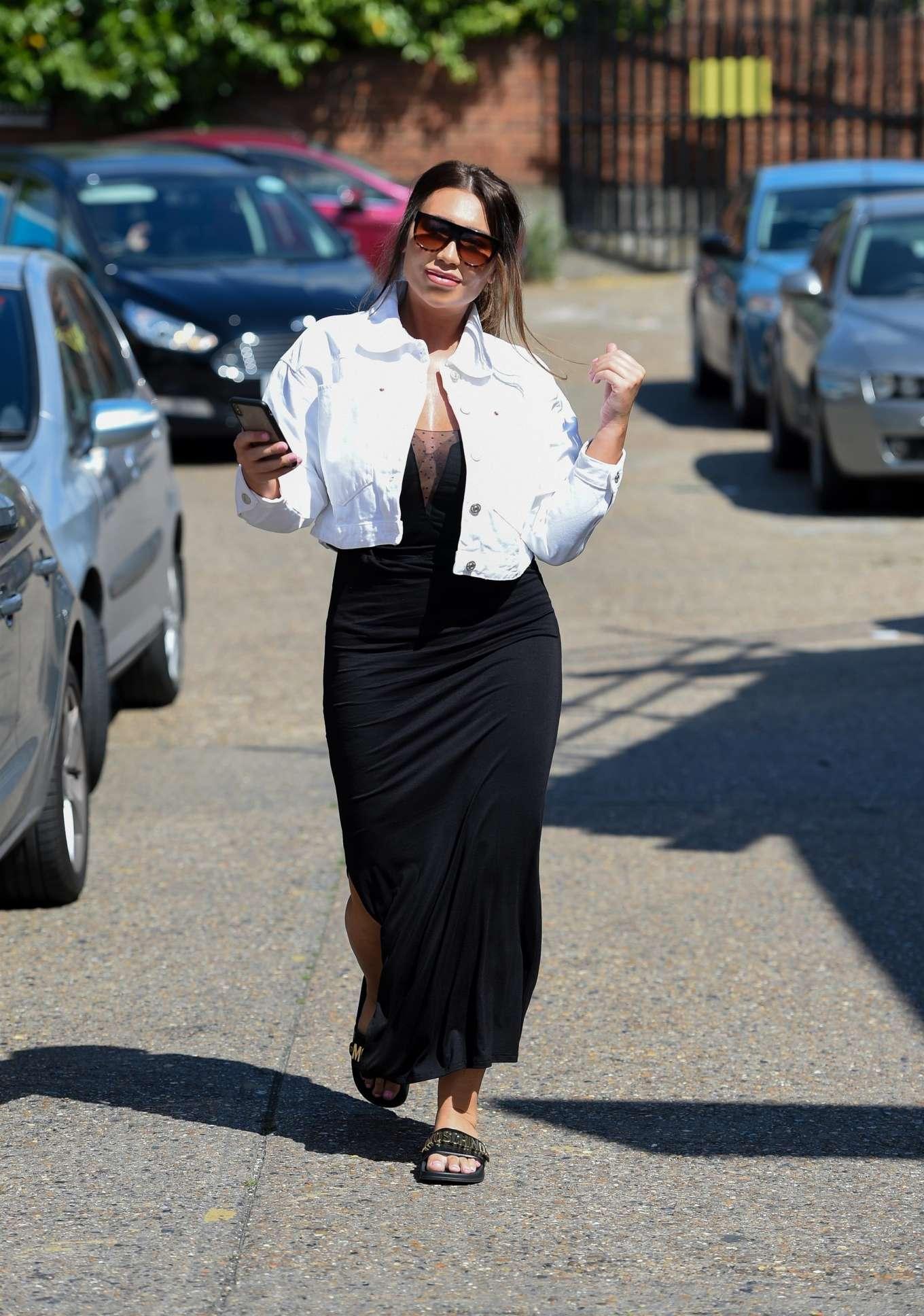 Lauren Goodger 2019 : Lauren Goodger: Shopping at Chigwell in Essex-07