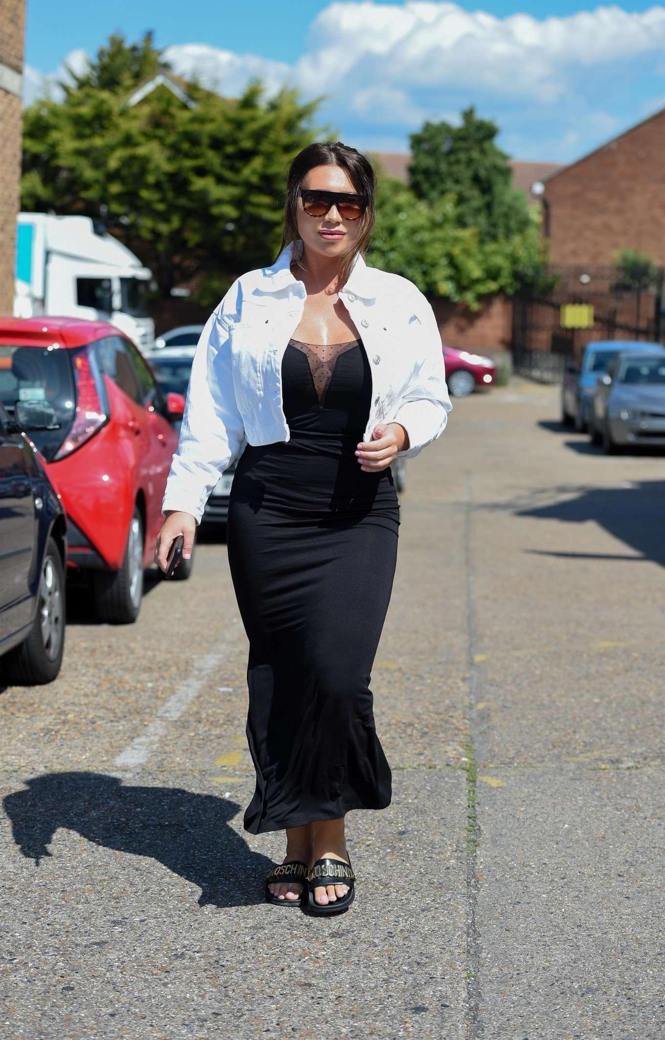 Lauren Goodger 2019 : Lauren Goodger: Shopping at Chigwell in Essex-09