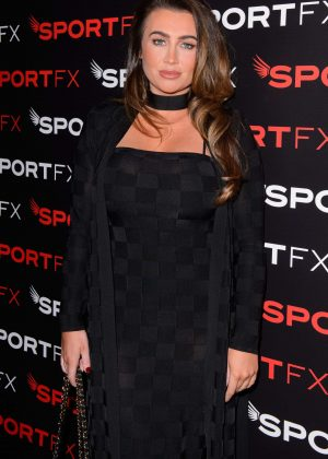 Lauren Goodger - SPORTFX Cosmetic and Sports Launch Party in London