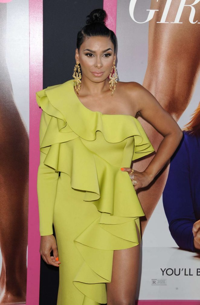 Lauren Govan - 'Girls Trip' Premiere in Los Angeles
