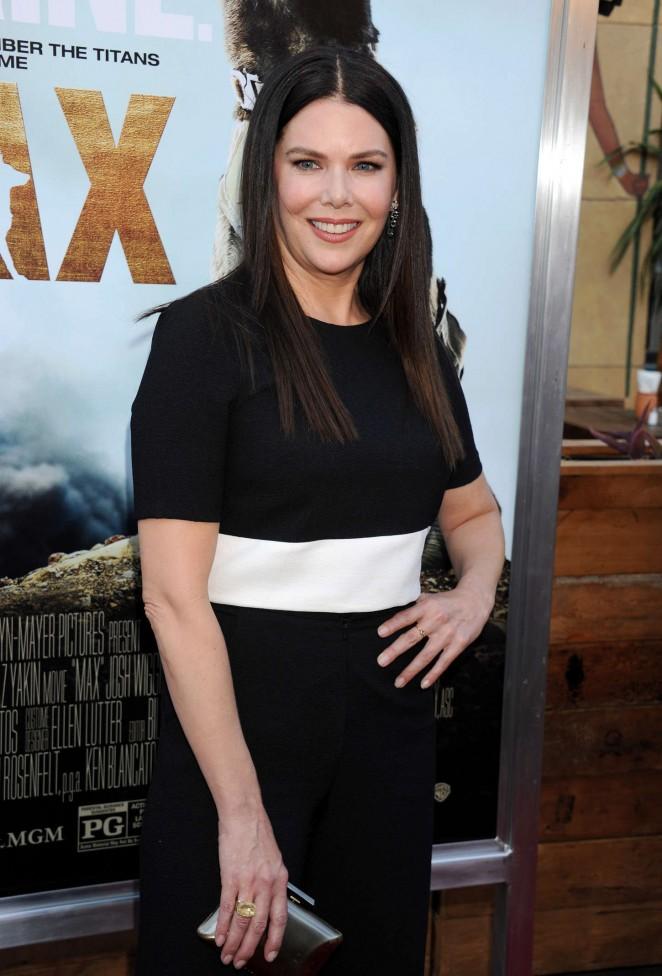 Lauren Graham - 'Max' Premiere in LA