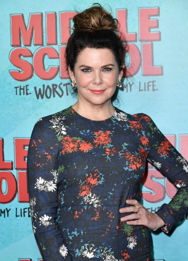 Lauren Graham - 'Middle School: The Worst Years of My Life' Premiere in Los Angeles