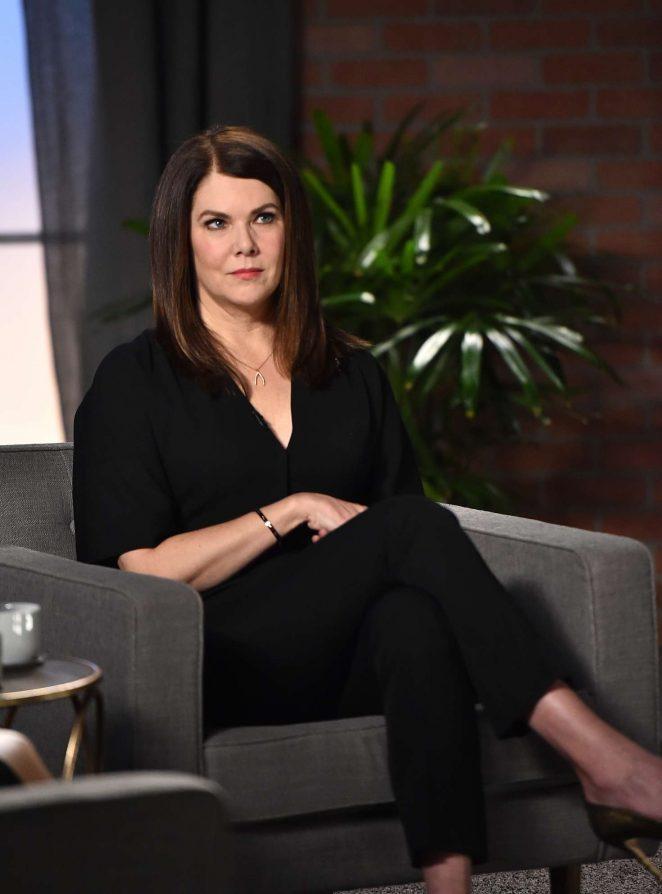 Lauren Graham - Variety Studio: Actors on Actors in Los Angeles