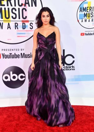 Lauren Jauregui - 2018 American Music Awards in Los Angeles