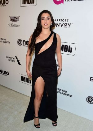 Lauren Jauregui - 2019 Elton John AIDS Foundation Academy Awards Viewing Party in LA