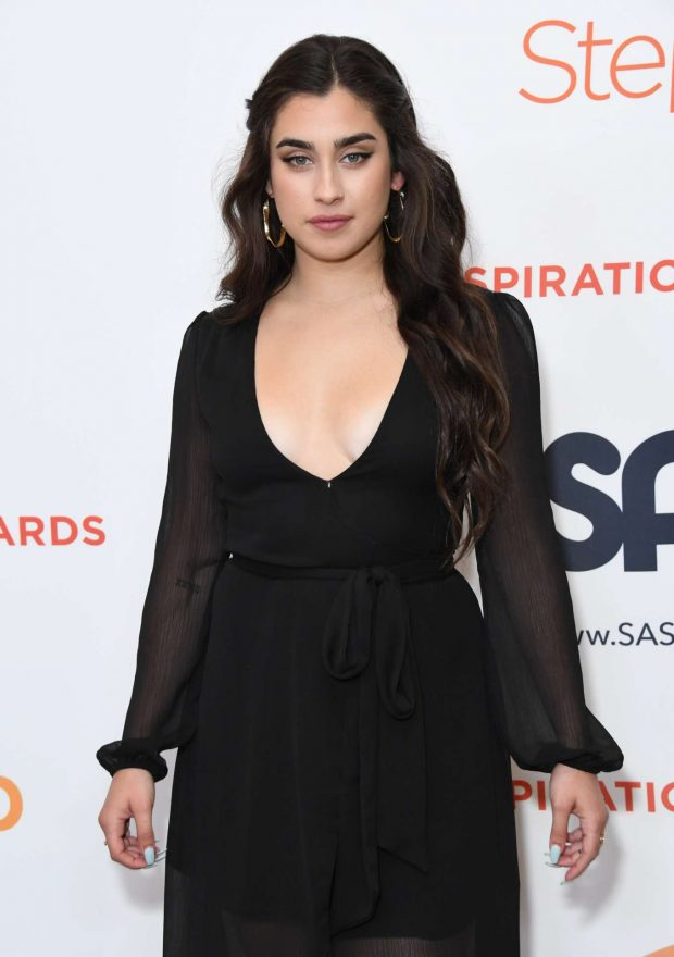 Lauren Jauregui - Inspiration Awards Benefiting Step Up in LA