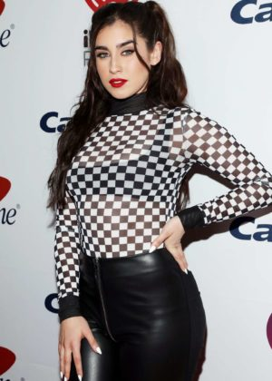 Lauren Jauregui - Z100's Jingle Ball 2017 in New York City