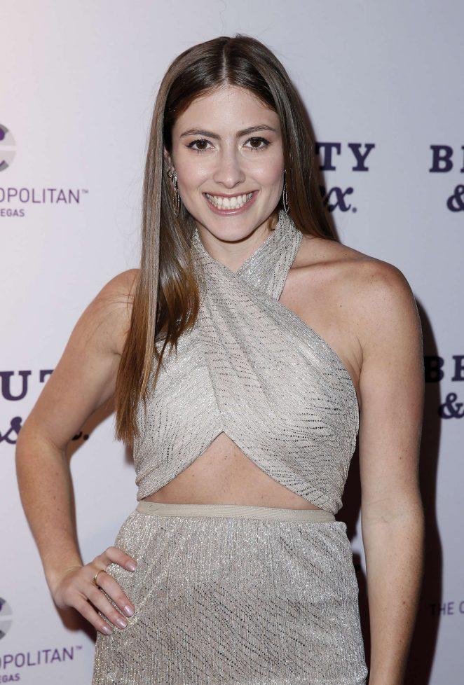 Lauren Kaminsky - Grand Opening of Beauty and Essex in Las Vegas