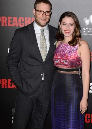 Lauren Miller - 'Preacher' Premiere in Los Angeles