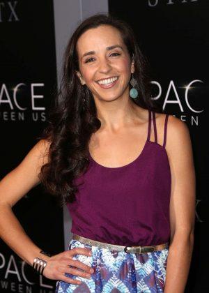 Lauren Myers - 'The Space Between Us' Premiere in Los Angeles