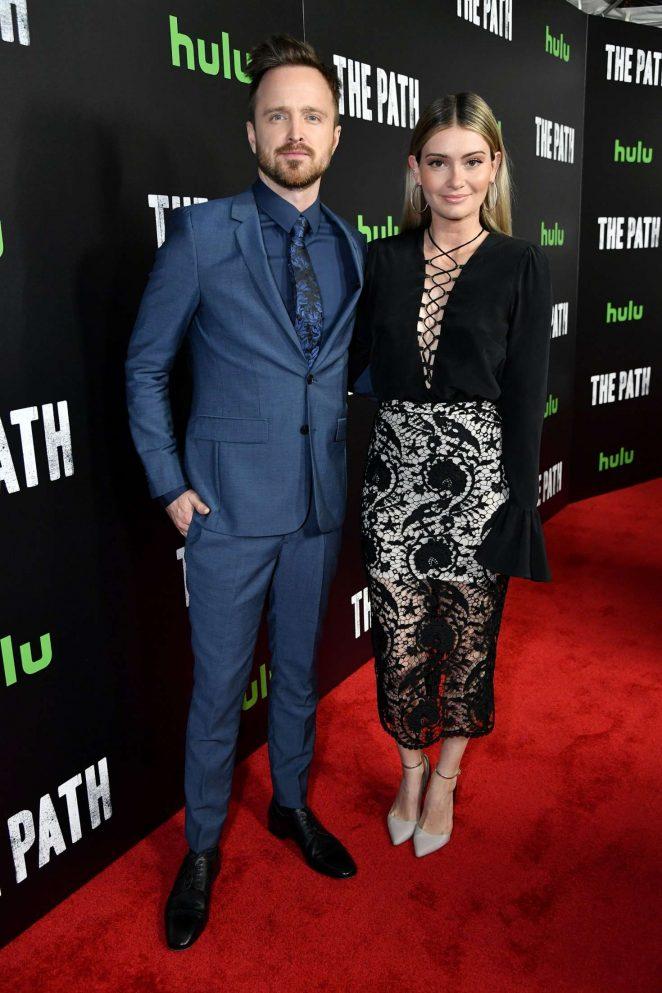 Lauren Parsekian - 'The Path' Season 2 Premiere in West Hollywood
