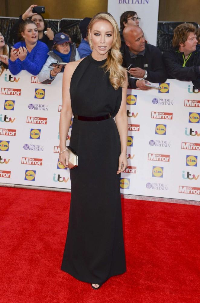 Lauren Pope - 2015 Pride of Britain Awards in London