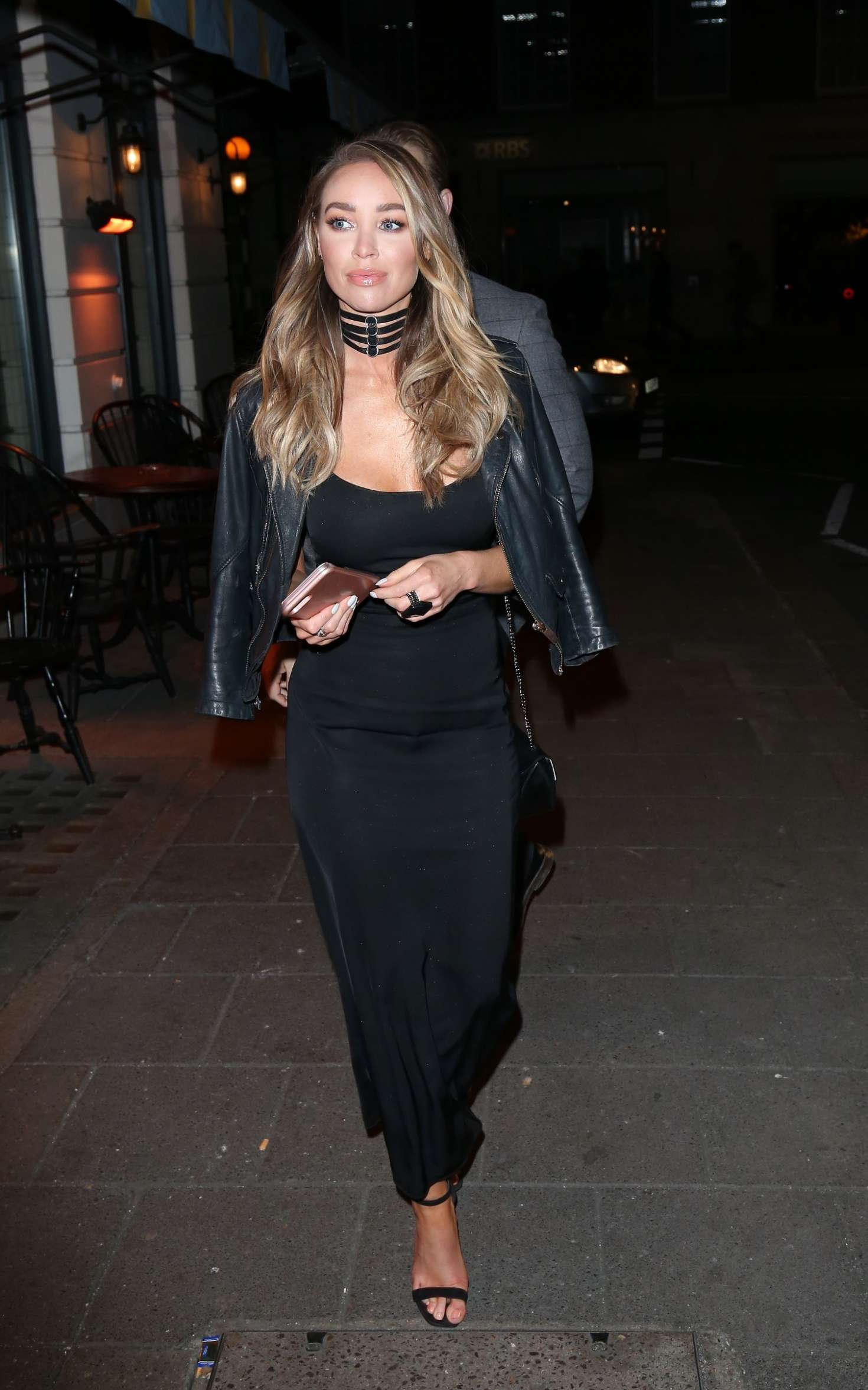 Lauren Pope Attend Vas J Morgans Birthday Party In London