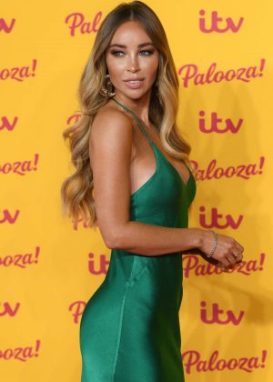 Lauren Pope - ITV Palooza in London