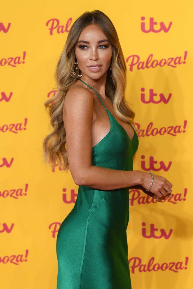 Lauren Pope - ITV Palooza in London