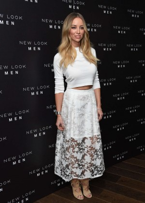 Lauren Pope - New Look Men Wireless Festival Launch Party in London