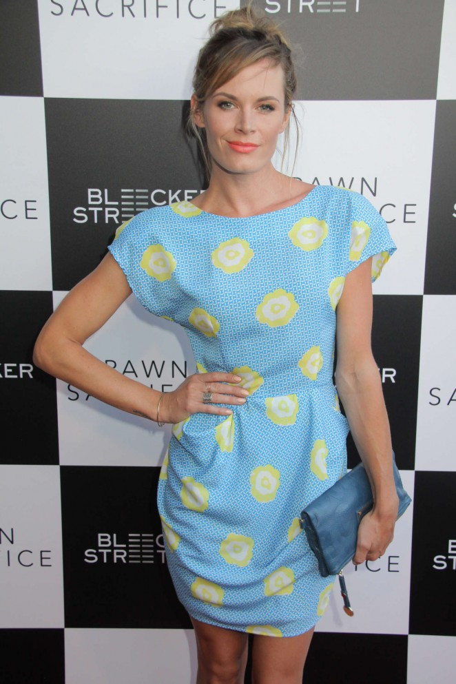 Lauren Shaw – 'Pawn Sacrifice' Premiere in Los Angeles