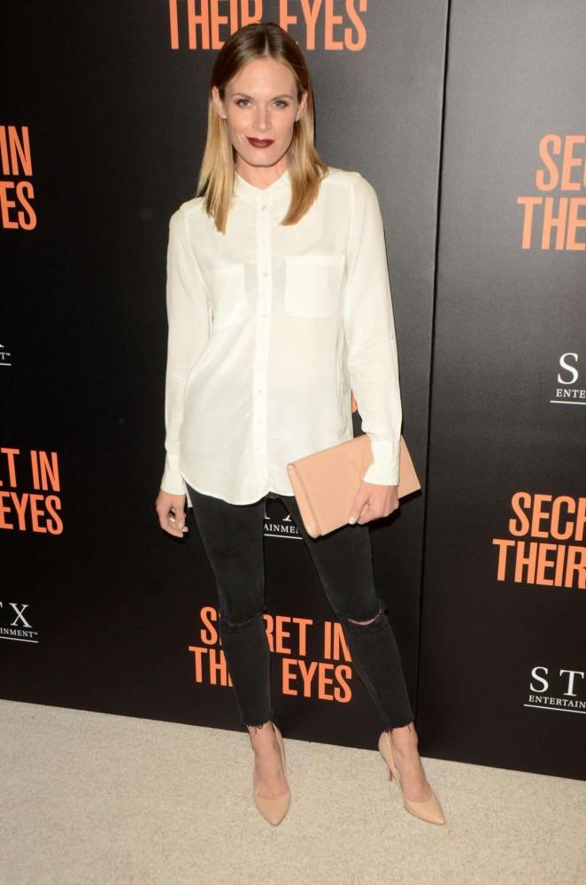 Lauren Shaw – 'Secret In Their Eyes' Premiere in Westwood