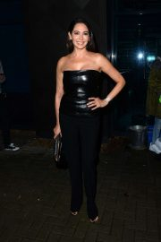 Lauren Silverman - Attend the Celebrity X Factor Live Show in London