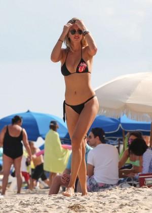 Lauren Stoner Hot in Bikini -13