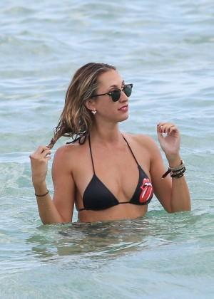 Lauren Stoner Hot in Bikini -16