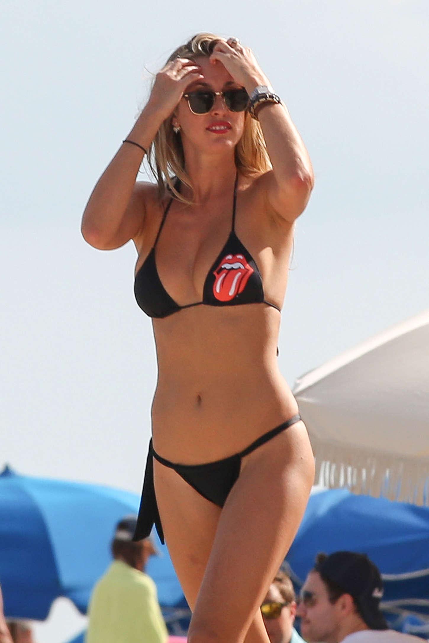 Lauren Stoner Hot in Bikini in Miami