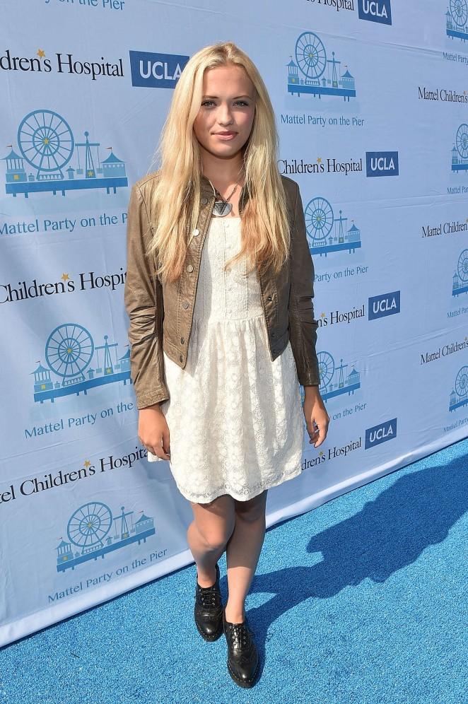 Lauren Taylor - 2015 Mattel Party On The Pier in Santa Monica
