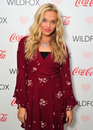 Lauren Taylor - Launch Party for WILDFOX Loves Coca-Cola Capsule Collection in West Hollywood
