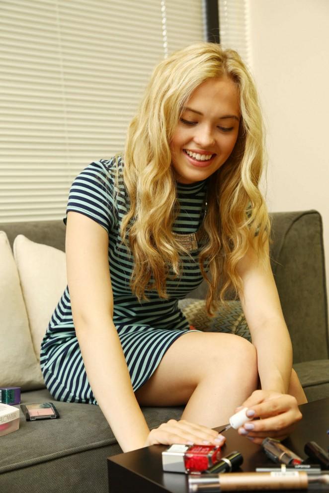 Lauren Taylor – Sara Jaye Weiss Photoshoot in LA