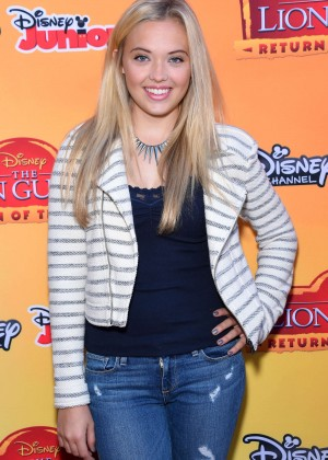 Lauren Taylor - 'The Lion Guard: Return Of The Roar' Premiere in Burbank