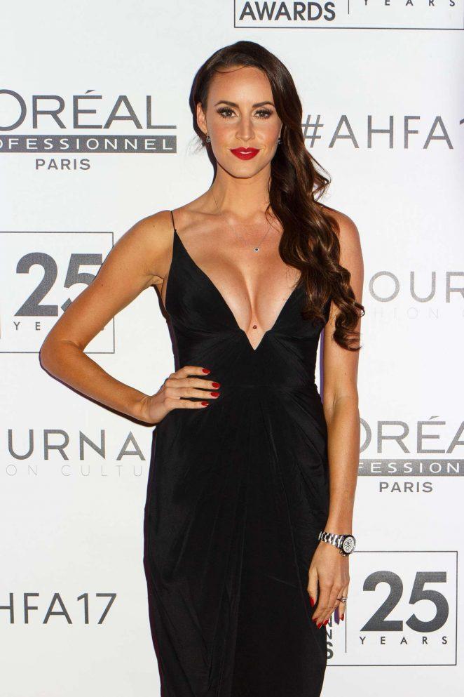 Lauren Vickers – Australian Hair Fashion Awards 2017 in Sydney