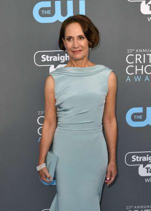 Laurie Metcalf - Critics' Choice Awards 2018 in Santa Monica | GotCeleb