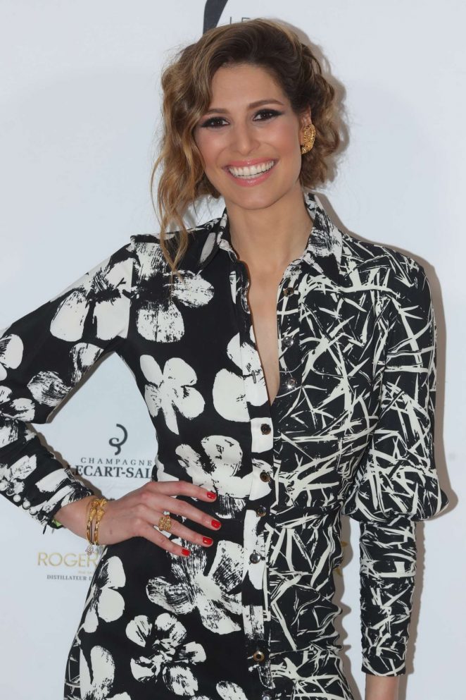 Laury Thilleman - Les Bonnes Fees Charity Gala in Paris