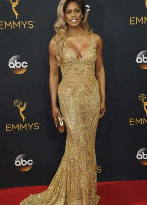 Laverne Cox - 2016 Emmy Awards in Los Angeles