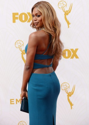 Laverne Cox - 2015 Emmy Awards in LA