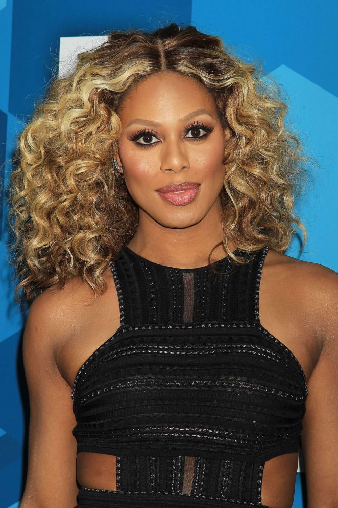 Laverne Cox - Fox Network 2016 Upfront Presentation in New York