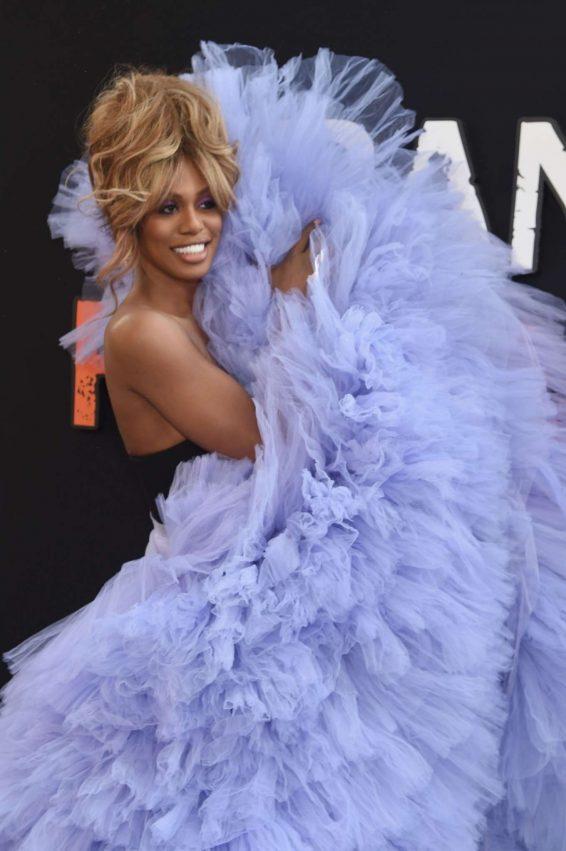 Laverne Cox - 'Orange Is The New Black' Premiere in New York