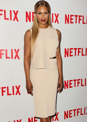 Laverne Cox - 'Orange is the New Black' Special Screening in NY