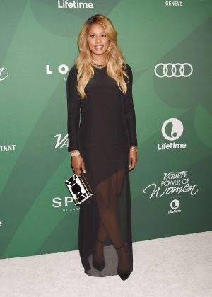Laverne Cox - Variety's Power of Women Sponsored by Audi in Los Angeles