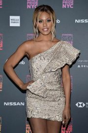 Laverne Cox - WorldPride Opening Ceremony Benefit Concert in NYC