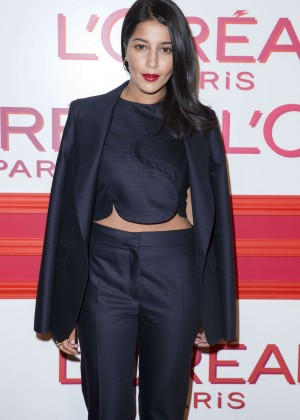 Leïla Bekhti - L'Oreal Red Obsession Party 2016 in Paris