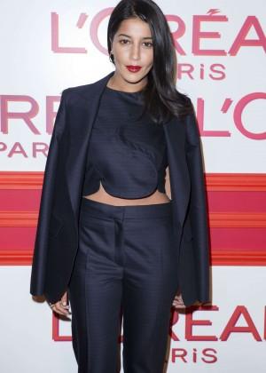 Leïla Bekhti - L'Oreal Red Obsession Party 2016 in Paris