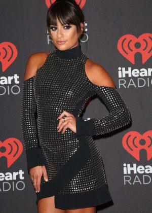 Lea Michele - 2016 iHeartRadio Music Festival Day 2 in Las Vegas