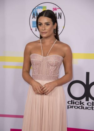 Lea Michele - 2017 American Music Awards in Los Angeles