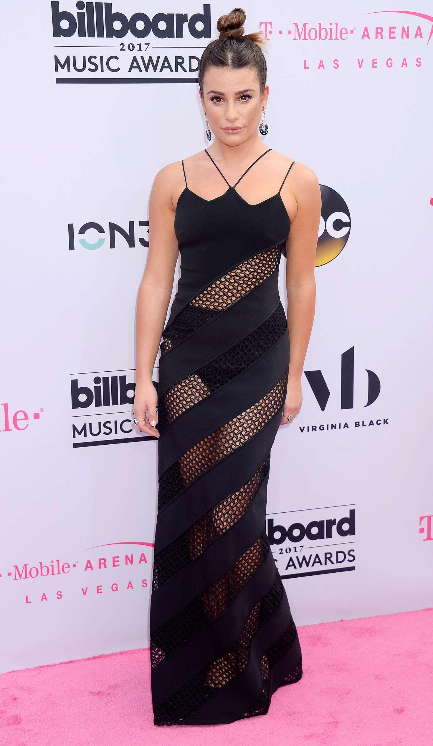 Lea Michele - 2017 Billboard Music Awards in Las Vegas