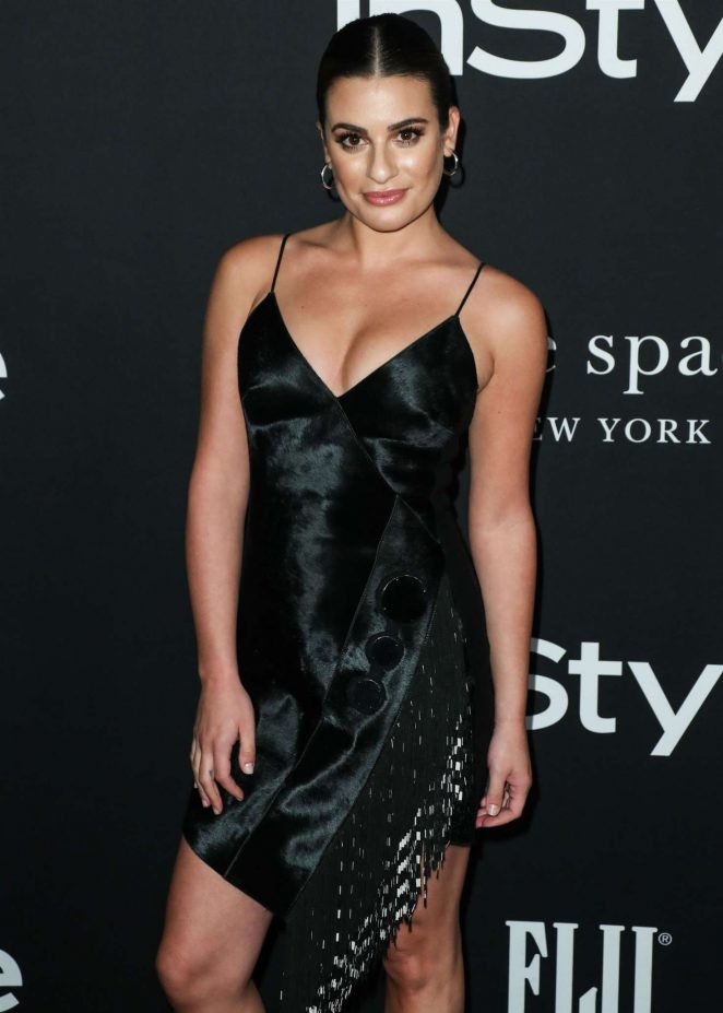 Lea Michele - 2018 InStyle Awards in Los Angeles