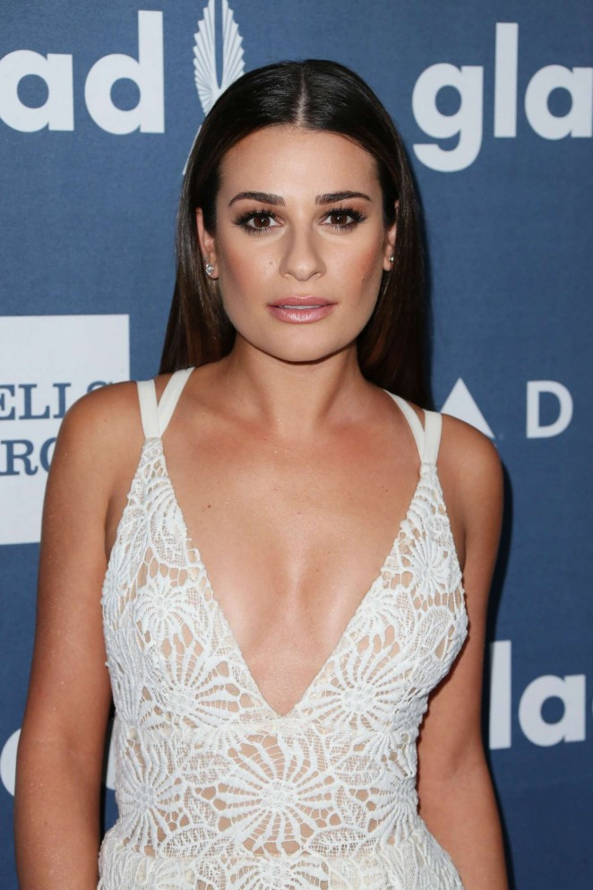 Lea Michele - GLAAD Media Awards 2016 in Beverly Hills